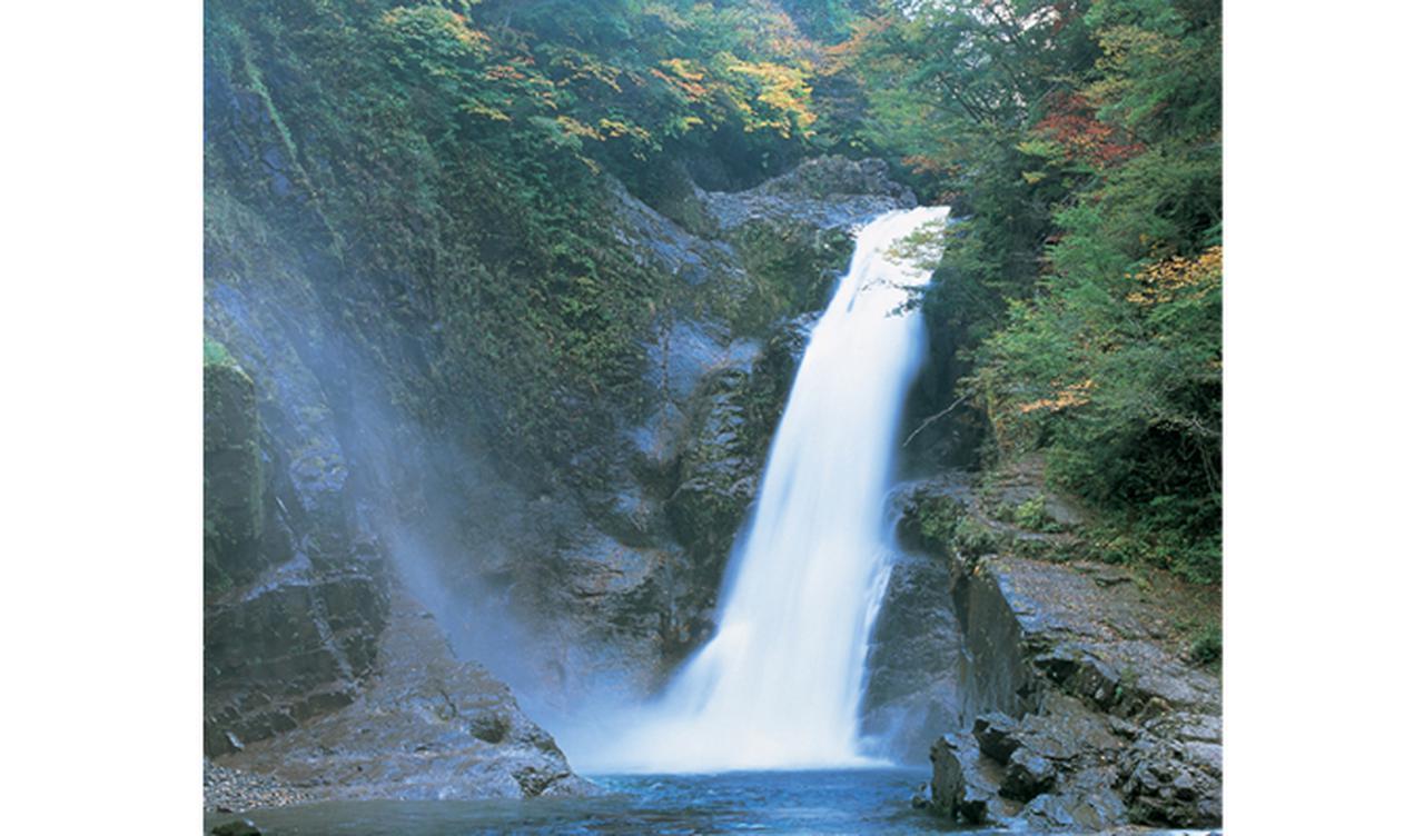 画像: 秋保大滝(国指定名勝) | せんだい旅日和