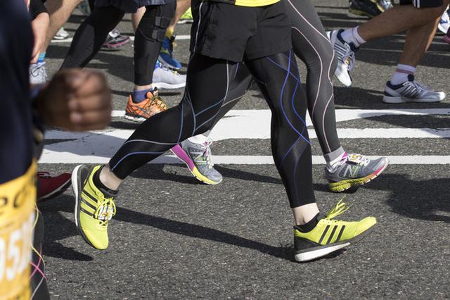 画像: 最初は走りやすい大会を選びましょう