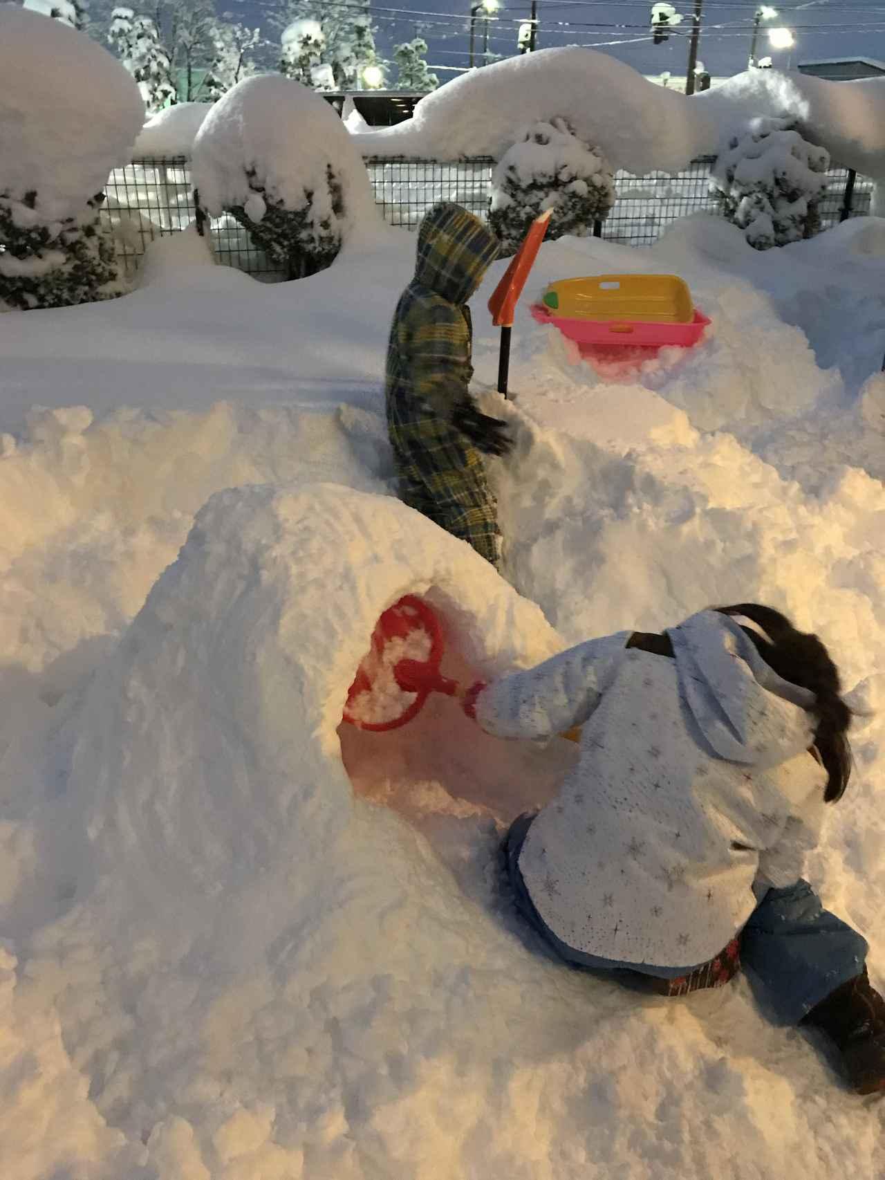 画像: 雪だるま・かまくら作りのポイントをおさえて…家族で素敵な思い出の雪作品を!
