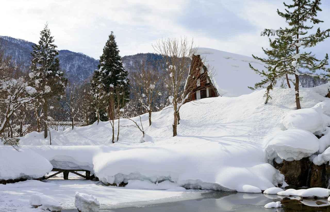 画像2: 雪遊びにおいて大切なのは雪質! 雪だるま・かまくら作りに向いているものとは?
