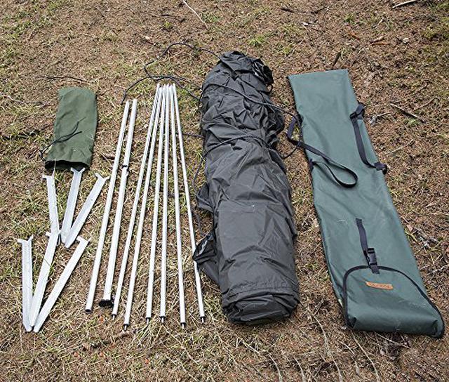 画像2: 【話題!】テントサウナでキャンプでサウナが楽しめる 購入方法やレンタルなどご紹介