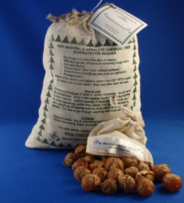 画像2: 木の実が洗剤に!?究極のナチュラル洗剤「ソープナッツ」とは