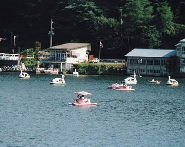 画像: 榛名湖・ボート|観る・遊ぶ・食べる|高崎観光協会
