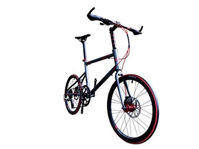 画像4: 【初心者必見】車輪が小さくて可愛い自転車ミニベロ 選び方と軽い&安いおすすめ4選