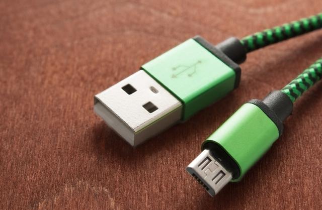 画像: イメージ画像:Micro-USBケーブル