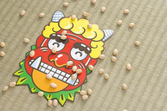 画像: 恵方巻きが広まったのはなぜ? 節分の日恒例行事の豆まきは片付けが大変? 子供と手軽に楽しめる
