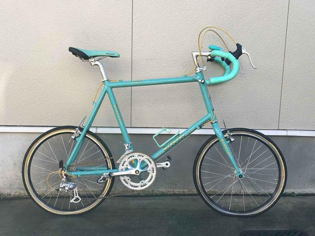 画像: ミニベロ初心者の女性におすすめの「ビアンキ」の自転車3選 - ハピキャン(HAPPY CAMPER)