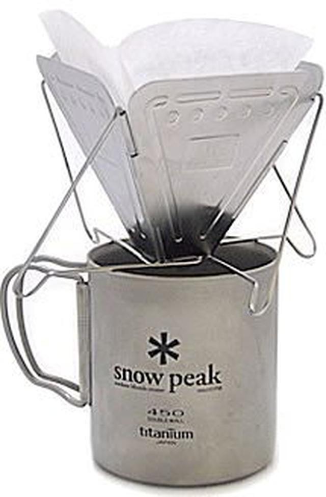 画像1: 筆者愛用のコーヒー器具を紹介! キャンプでハンドドリップコーヒーを飲みたい方必見