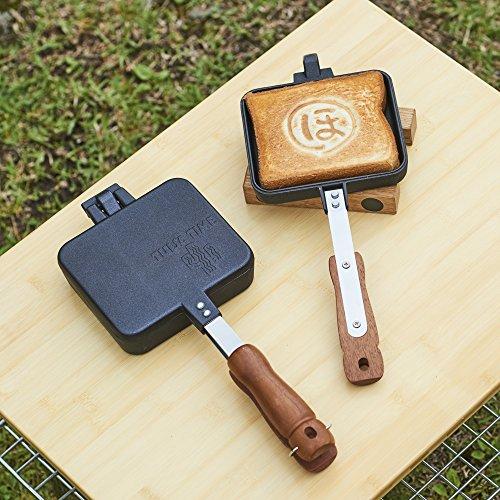 画像5: 【ホットサンドメーカー】万能調理道具! キャンプ飯におすすめ! ホットサンドメーカーの種類と活用法を伝授!
