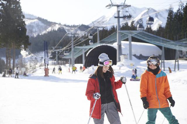 画像: スキーの後は温泉ですっきり!温泉も楽しめるスキー場4選<東海・中越編>