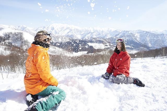 画像: 温泉も楽しめるスキー場へ行こう♪ 九州・四国編<2020>