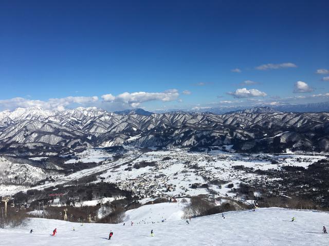 画像: 白馬八方尾根(はくばはっぽうおね)スキー場