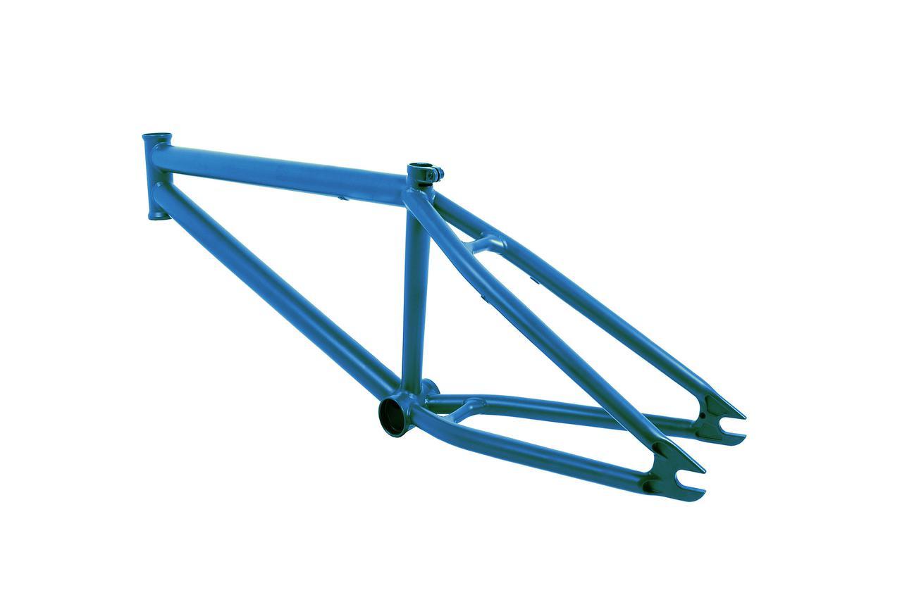 画像: クロスバイクの選び方①:フレーム素材の種類 初心者向けの素材は? 安価で軽量&頑丈なアルミ素材がおすすめ!