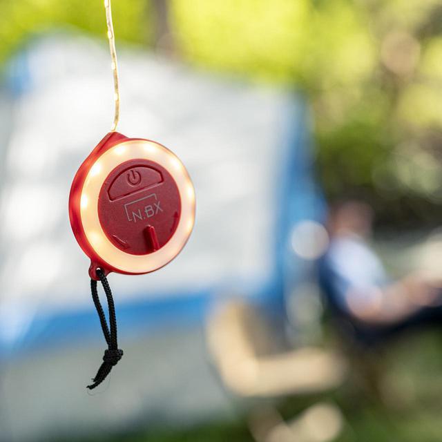 画像: 【注目リリース】デザイン性に優れたN.BX(エヌビーエックス)のLEDテープライトがキャンプの夜にイイ感じです! - ハピキャン(HAPPY CAMPER)