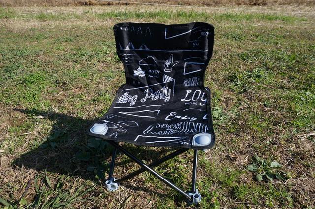 画像: 筆者撮影「使いやすいチェアは、快適なキャンプに欠かせません」