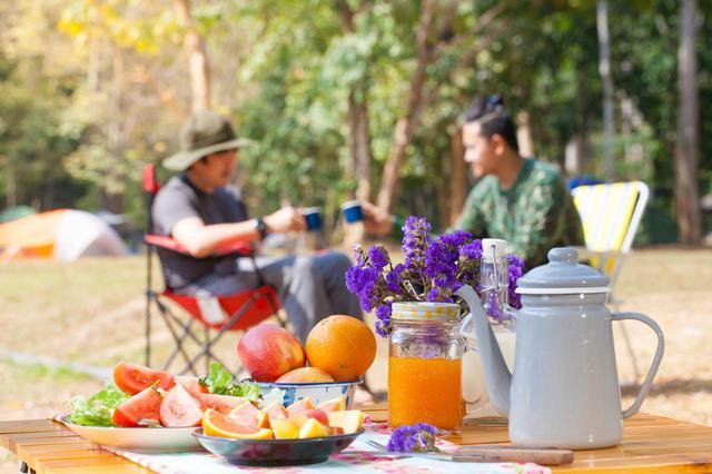 画像: キャンプでフレッシュジュース!レシピと美味しく飲む方法 - ハピキャン(HAPPY CAMPER)