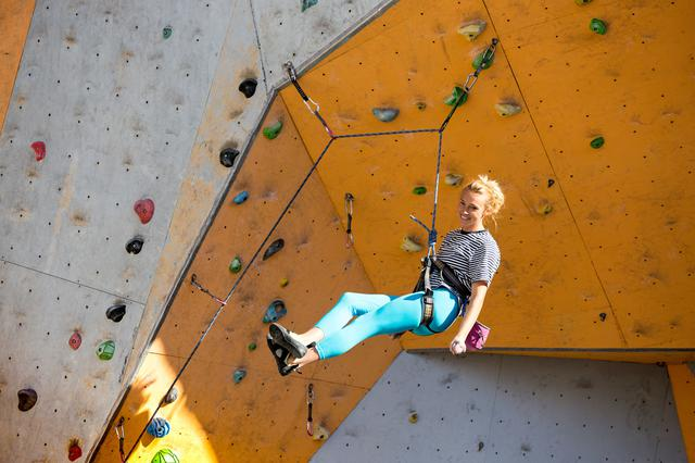 画像2: リード:どこまで高く登れるか!?