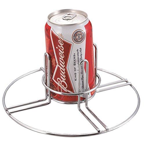 画像2: 【簡単レシピ】ビア缶チキンの作り方を紹介! バケツ・スタンド・BBQコンロがあればOK