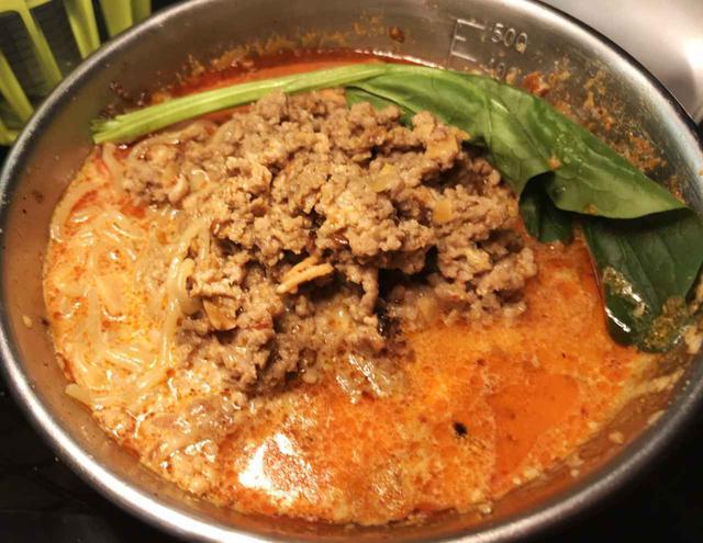 画像: 【レシピ公開】キャンプでラーメン!? たった15分で作る自家製「担々麺」 - ハピキャン(HAPPY CAMPER)