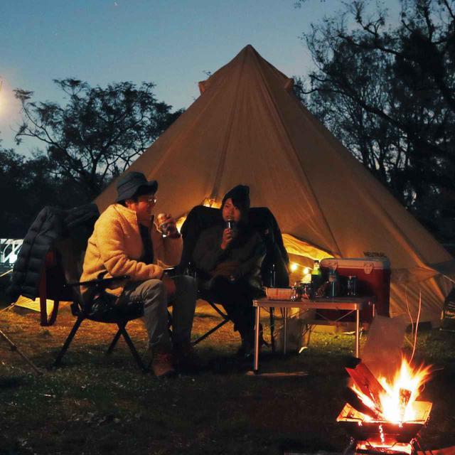 画像1: 【編集部のキャンプスタイル】夫婦や友達と2人キャンプする3組をご紹介