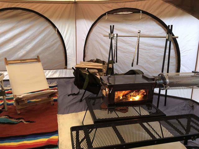 画像: みーこパパ伝授!キャンプで薪ストーブを使うポイント 【準備・設置編】 - ハピキャン(HAPPY CAMPER)
