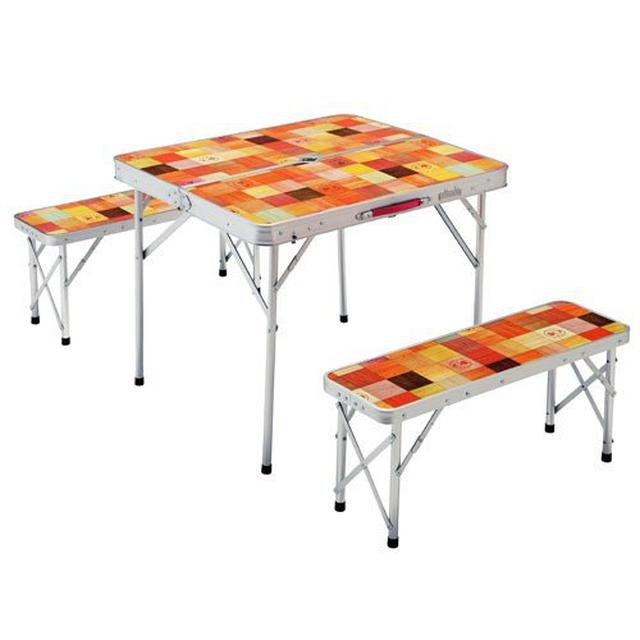 画像1: 折り畳み式、軽量アウトドアテーブル4選! ピクニックやデイキャンプなどにおすすめ