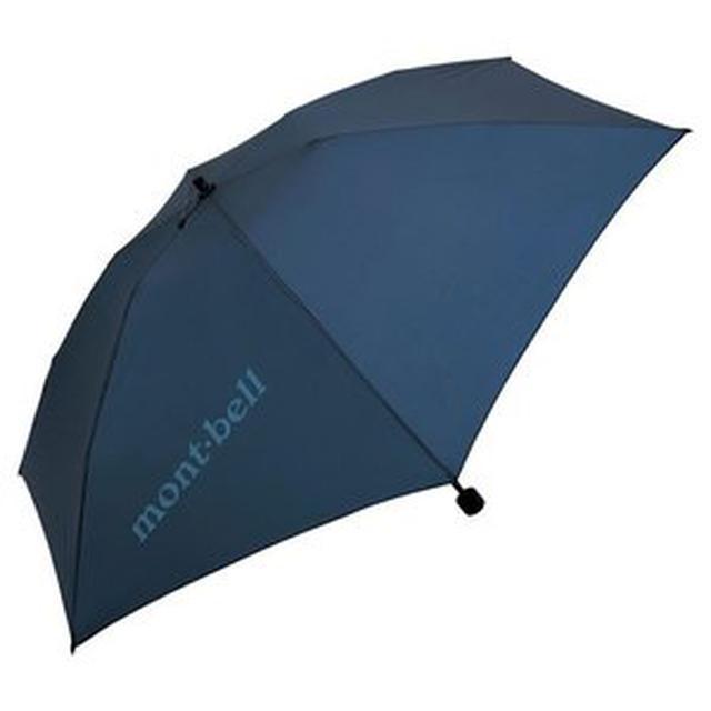 画像2: モンベルなどの折りたたみ傘おすすめ4選 軽量タイプやワンタッチで自動開閉タイプなど