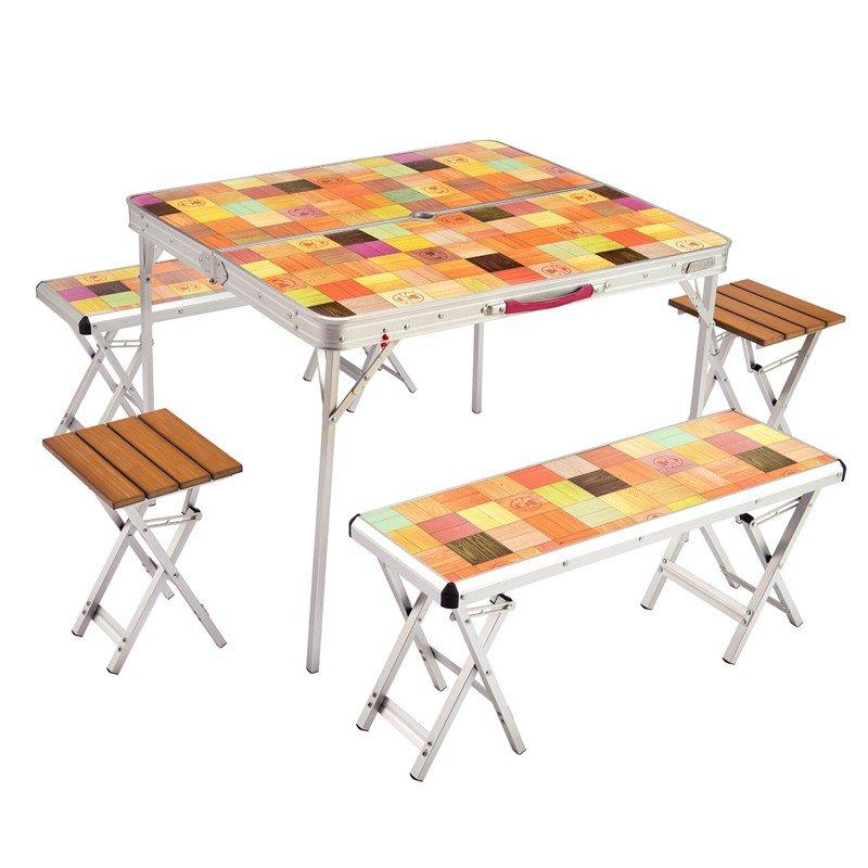 画像2: 折り畳み式、軽量アウトドアテーブル4選! ピクニックやデイキャンプなどにおすすめ