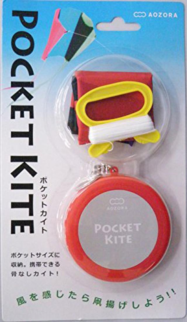 画像1: 【ポケットカイト】キャンプの遊びに最適!子どもと凧揚げで遊ぼう おすすめの凧&おもちゃ5選も