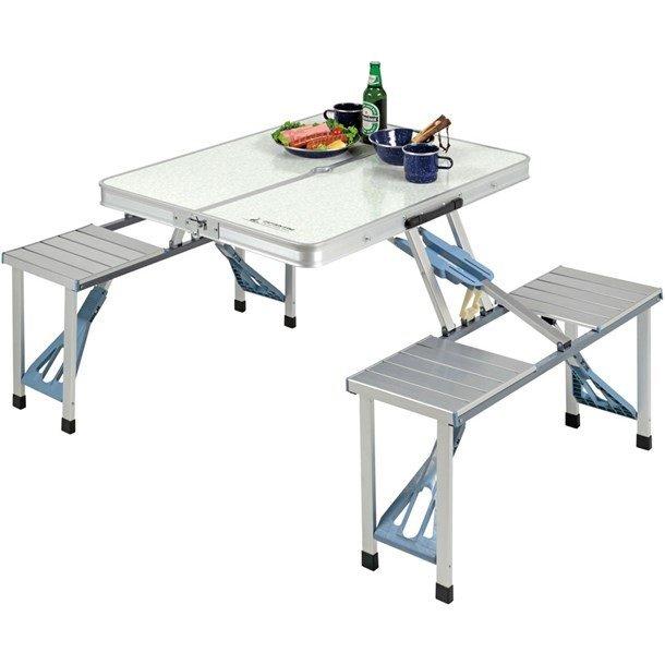 画像4: 折り畳み式、軽量アウトドアテーブル4選! ピクニックやデイキャンプなどにおすすめ