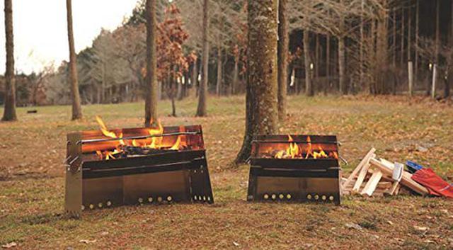 画像3: 【簡単レシピ】燻製器不要! 焚き火の煙で作る「吊るし燻製ベーコン」の道具&作り方