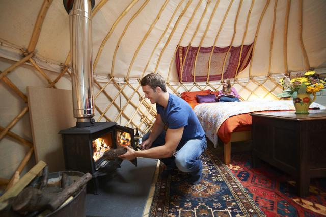 画像: 【一酸化炭素警報器】があれば、冬キャンプでも安心! 一酸化炭素中毒対策も忘れずにしっかりしよう!