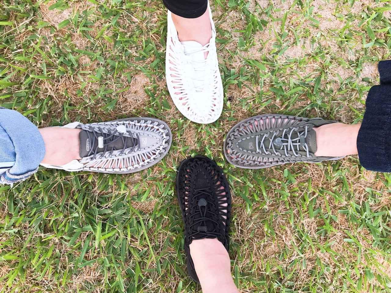 画像: シューズもサンダルも複数欲しくなる! おしゃれで機能的なKEEN(キーン)の靴がおすすめ!
