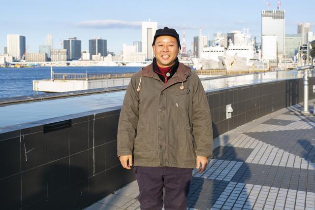 画像: バイきんぐ西村さん Photographer 吉田 達史