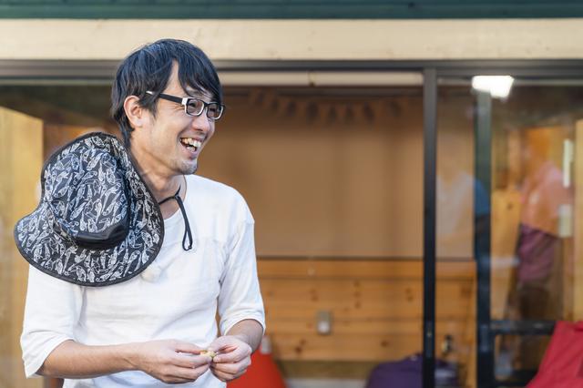 画像: スパローズ大和さん Photographer 吉田 達史