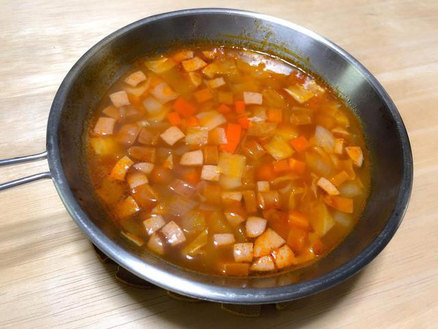 画像: 【レシピ公開】シェラカップで作る冬のキャンプ飯 おすすめのスープや鍋料理4選 - ハピキャン(HAPPY CAMPER)