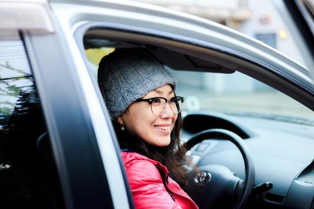 画像: 性能の高いタイヤで安全な運転を