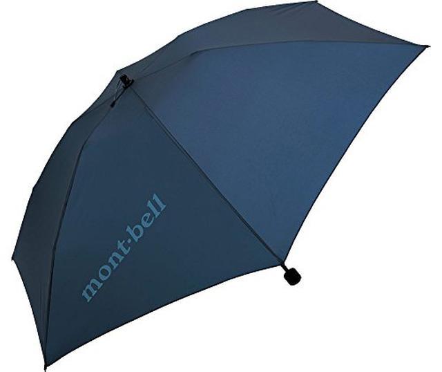 画像2: 【モンベル・スノーピーク】アウトドアブランドの折り畳み傘は丈夫で軽量・高性能!?