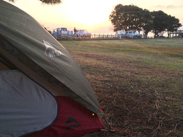 画像2: 女子キャンパーに聞いてみよう! 初めてのキャンプツーリング用にMSRのテントを選んだ理由とは?【前編】 - ハピキャン(HAPPY CAMPER)