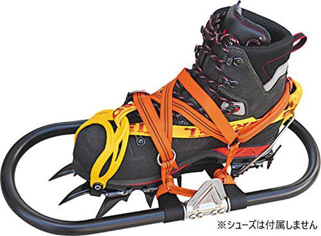 画像4: 【北海道在住ライター直伝】冬キャンプの雪中で使えるスノーシューとワカンの違いは?