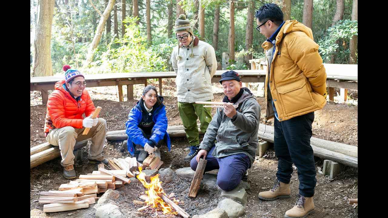 画像: 「おぎやはぎのハピキャン~キャンプはじめてみました~」 www.youtube.com