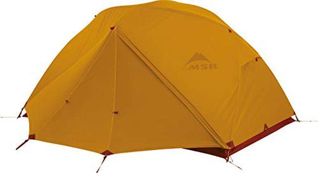 画像31: MSRのテント「エリクサー2」を選んだ理由やレビューを女子キャンパーに聞いてみた!