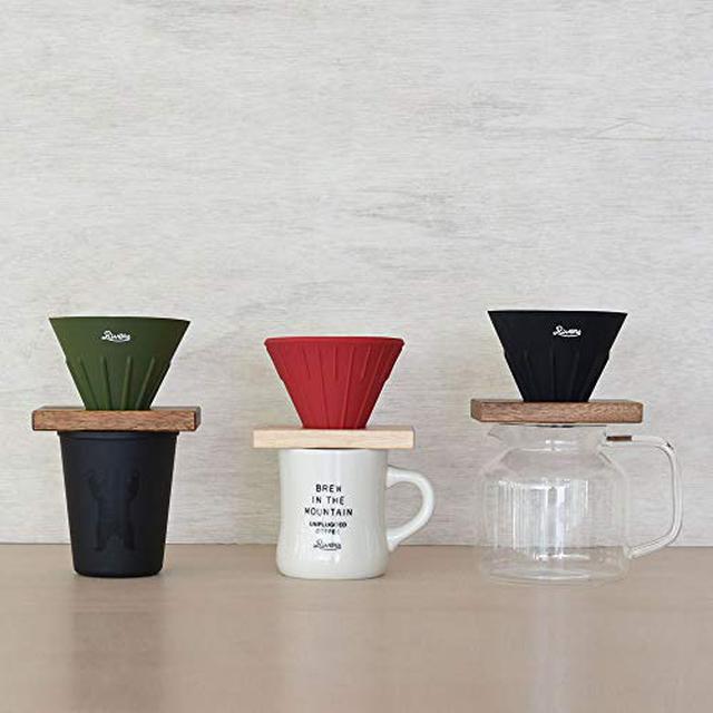 画像3: 【ライター推薦】アウトドア向きコーヒードリッパー4選を紹介! キャンプでも気軽にコーヒーを楽しもう!