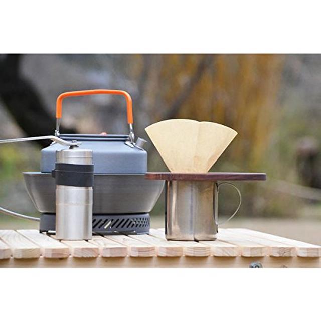 画像1: 【キャンプでコーヒー】おすすめのドリッパーを紹介! コンパクトでアウトドア向き!
