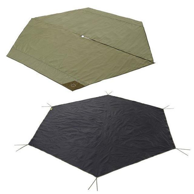 画像16: グランドシートをテントの下に敷こう! 3つの理由&正しい選び方&おすすめも紹介!