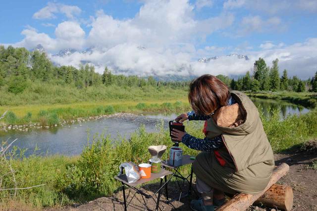 画像: 筆者愛用のコーヒー器具を紹介! キャンプでハンドドリップコーヒーを飲みたい方必見 - ハピキャン(HAPPY CAMPER)