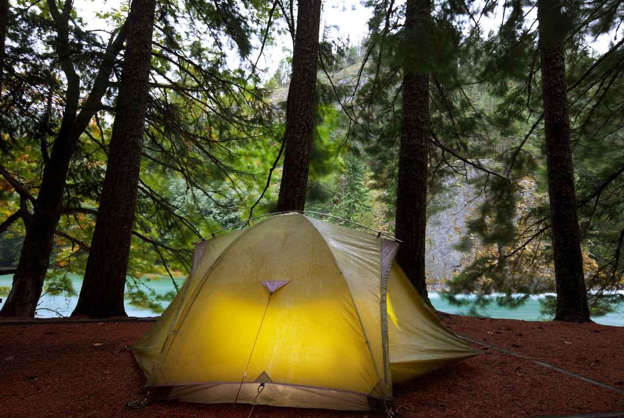 画像: ソロキャンプは防犯対策が特に重要! 初めてのキャンプが嫌な思い出にならないようにしっかり対策!