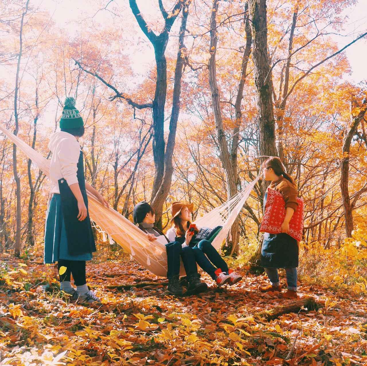 画像: 【山梨・長野】秋におすすめのキャンプ場5選 キャンプしながら紅葉を楽しむならココ!