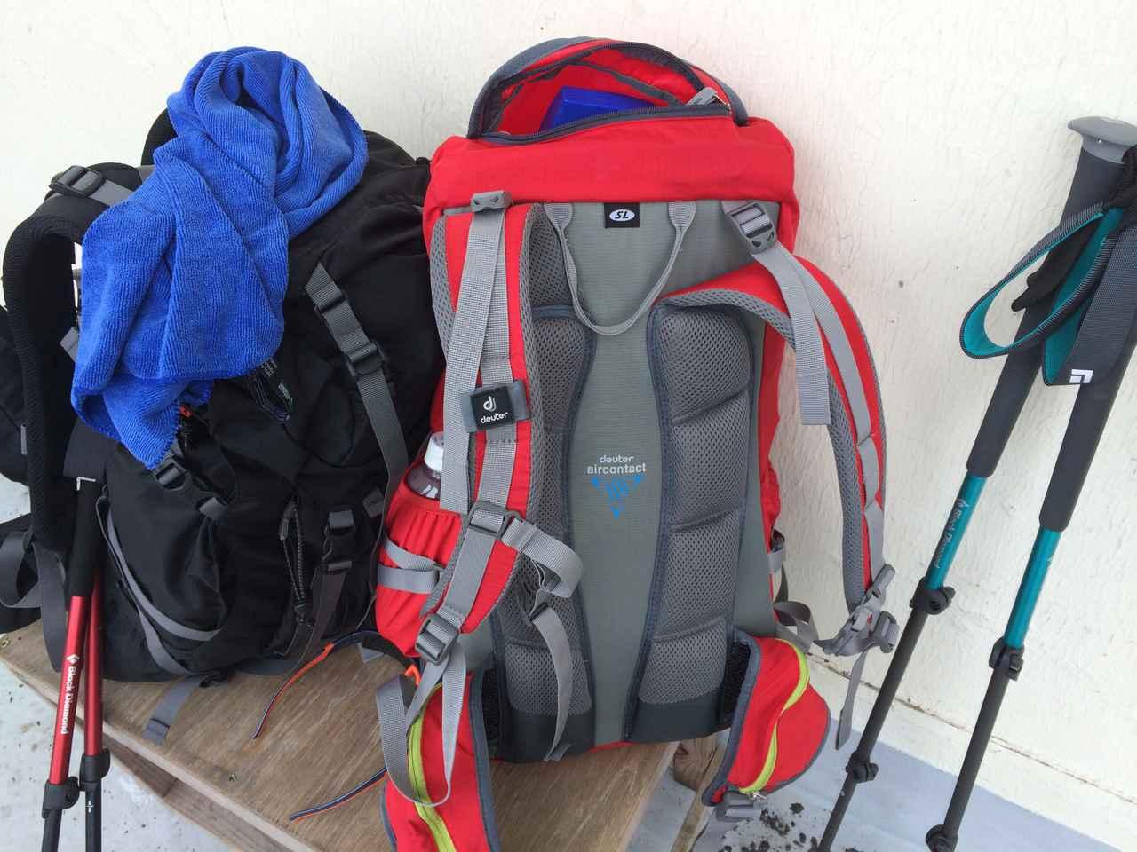 画像: 登山三種の神器②:リュック(ザック) 背負い心地・通気性・容量を確認 自分に合うものを装備しよう