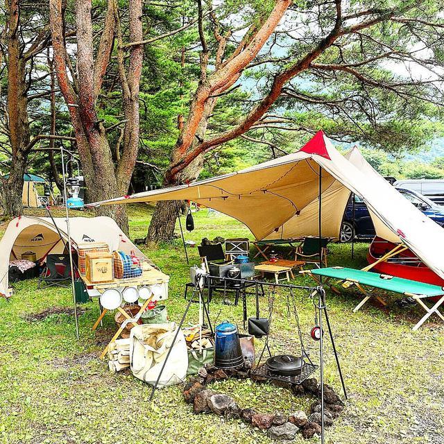 画像1: どんなキャンプスタイルがお好み? ソロやファミリーなど、キャンプ系Youtuberの種類